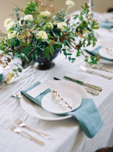 Wedding styling, wedding table styling, wedding flowers, flower arrangement, table details