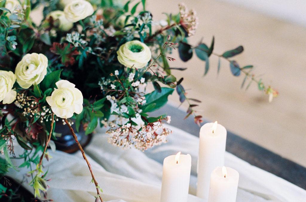 Winter Wedding Styling Tips
